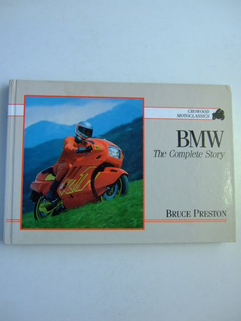 Photo of BMW THE COMPLETE STORY written by Preston, Bruce published by The Crowood Press (STOCK CODE: 1204734)  for sale by Stella & Rose's Books