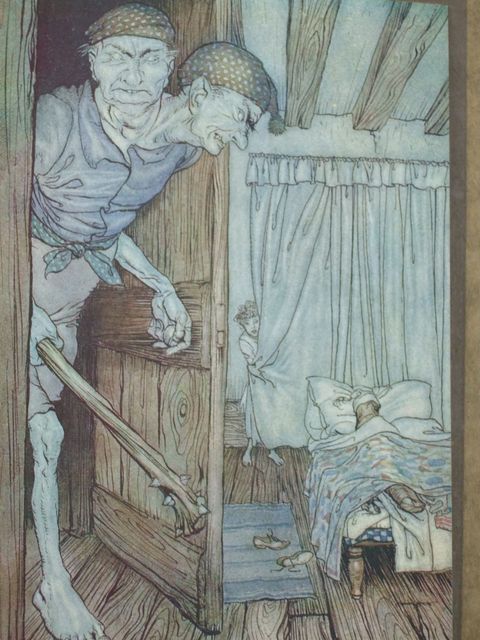 Photo of THE ALLIES' FAIRY BOOK written by Gosse, Edmund<br />et al,  illustrated by Rackham, Arthur published by William Heinemann (STOCK CODE: 1204976)  for sale by Stella & Rose's Books