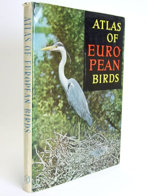 Photo of ATLAS OF EUROPEAN BIRDS written by Voous, K.H. published by Nelson (STOCK CODE: 1204992)  for sale by Stella & Rose's Books