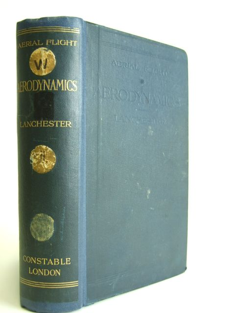 Photo of AERODYNAMICS VOLUME ONE written by Lanchester, F.W. published by Archibald Constable & Co. Ltd. (STOCK CODE: 1205017)  for sale by Stella & Rose's Books