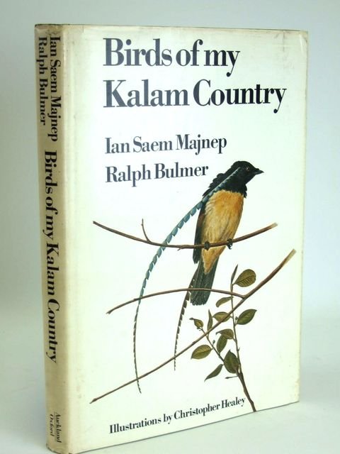 Photo of BIRDS OF MY KALAM COUNTRY written by Majnep, Ian Saem<br />Bulmer, Ralph illustrated by Healey, Christopher published by Auckland University Press, Oxford University Press (STOCK CODE: 1205051)  for sale by Stella & Rose's Books
