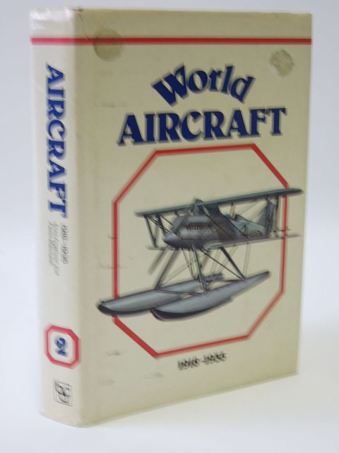 Photo of WORLD AIRCRAFT 1918-1935 written by Angelucci, Enzo<br />Matricardi, Paolo published by Book Club Associates (STOCK CODE: 1205074)  for sale by Stella & Rose's Books