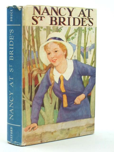 Photo of NANCY AT ST. BRIDE'S written by Bruce, Dorita Fairlie published by Oxford University Press, Geoffrey Cumberlege (STOCK CODE: 1205473)  for sale by Stella & Rose's Books