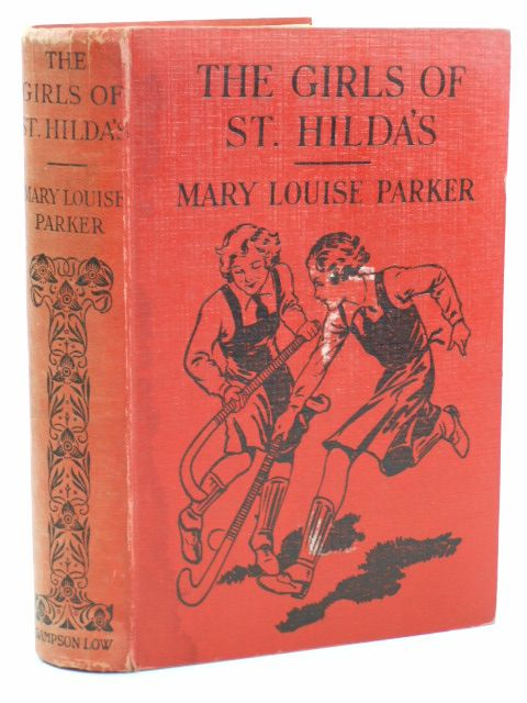 Photo of THE GIRLS OF ST. HILDA'S written by Parker, Mary Louise published by Sampson Low, Marston & Co. Ltd. (STOCK CODE: 1205482)  for sale by Stella & Rose's Books