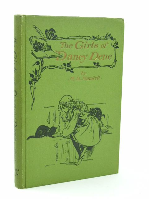Photo of THE GIRLS OF DANCY DENE written by Manwell, M.B. illustrated by Robinson, Hilda K. published by Ernest Nister (STOCK CODE: 1205520)  for sale by Stella & Rose's Books
