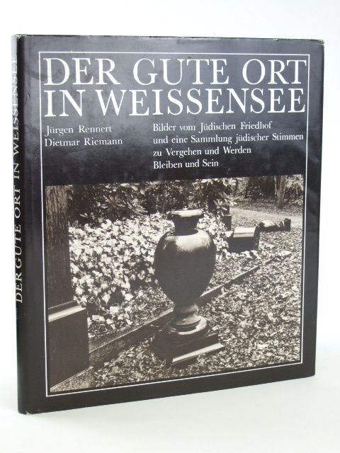 Photo of DER GUTE ORT IN WEISSENSEE written by Rennert, Jurgen<br />Riemann, Dietmar published by Evangelische (STOCK CODE: 1205710)  for sale by Stella & Rose's Books
