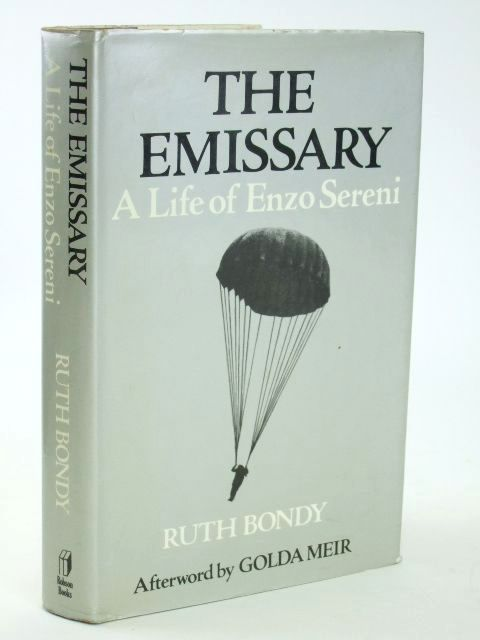 Photo of THE EMISSARY written by Bondy, Ruth published by Robson Books (STOCK CODE: 1205756)  for sale by Stella & Rose's Books