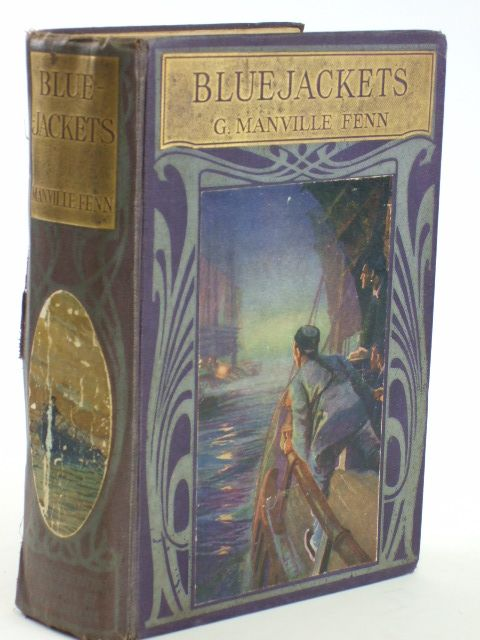 Photo of BLUE JACKETS written by Fenn, George Manville illustrated by Handforth, W.B. published by G.F. Browne (STOCK CODE: 1205792)  for sale by Stella & Rose's Books