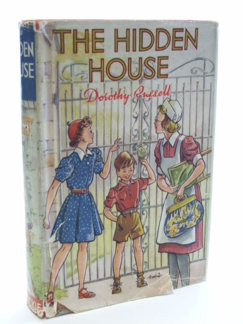 Photo of THE HIDDEN HOUSE written by Russell, Dorothy illustrated by Sweet, Valerie published by Blackie & Son Ltd. (STOCK CODE: 1206055)  for sale by Stella & Rose's Books