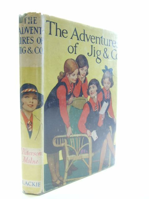 Photo of THE ADVENTURES OF JIG & CO. written by Milne, J. Paterson illustrated by Topham, Inez published by Blackie & Son Ltd. (STOCK CODE: 1206172)  for sale by Stella & Rose's Books