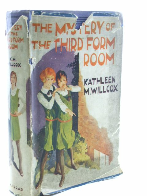 Photo of THE MYSTERY OF THE THIRD FORM ROOM written by Willcox, Kathleen M. illustrated by Graves, Percy published by George G. Harrap & Co. Ltd. (STOCK CODE: 1206206)  for sale by Stella & Rose's Books