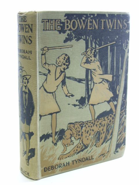 Photo of THE BOWEN TWINS written by Tindall, Deborah illustrated by Cuneo, T. published by A. & C. Black (STOCK CODE: 1206326)  for sale by Stella & Rose's Books