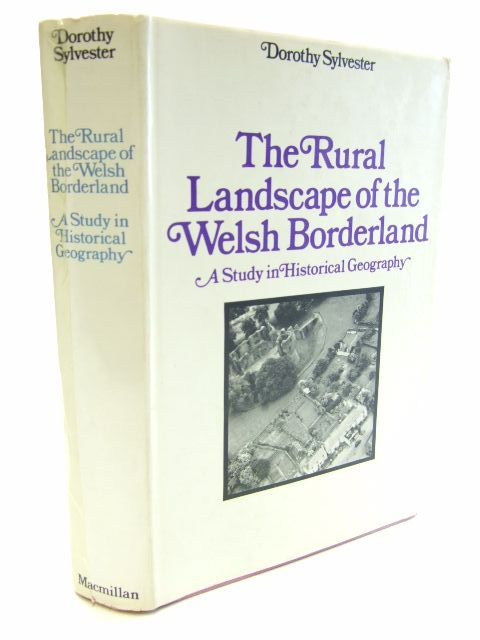 Photo of THE RURAL LANDSCAPE OF THE WELSH BORDERLAND written by Sylvester, Dorothy published by MacMillan (STOCK CODE: 1206389)  for sale by Stella & Rose's Books