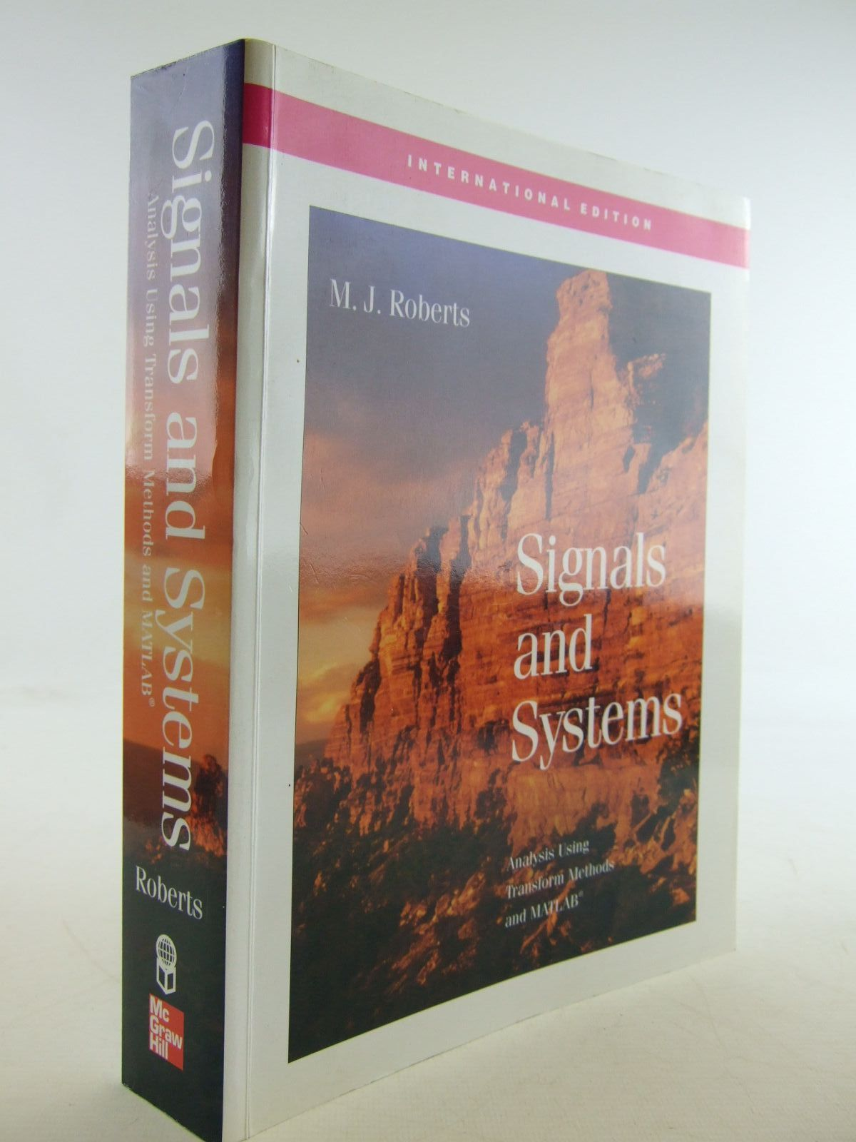 Photo of SIGNALS AND SYSTEMS written by Roberts, Michael J. published by McGraw-Hill (STOCK CODE: 1206454)  for sale by Stella & Rose's Books