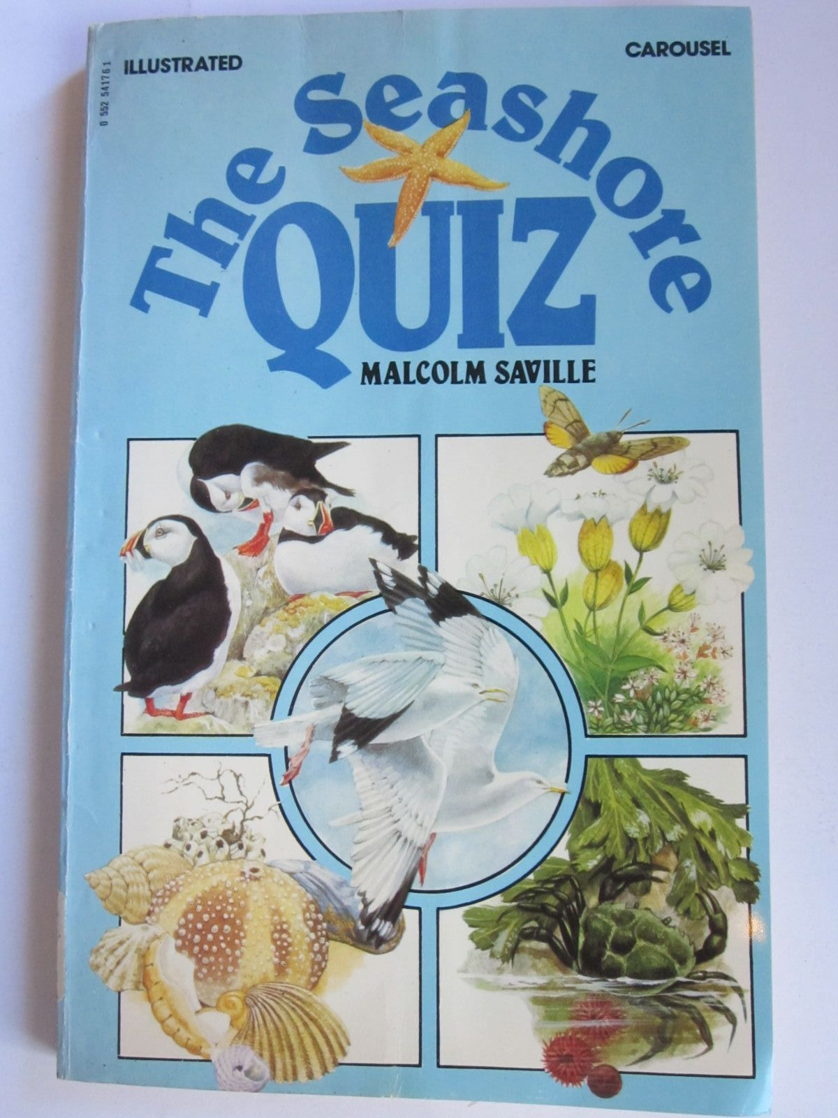 Photo of SEASHORE QUIZ BOOK