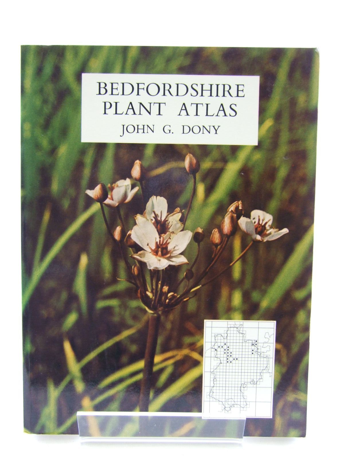 Photo of BEDFORDSHIRE PLANT ATLAS written by Dony, John G. published by Luton Museum & Gallery (STOCK CODE: 1206642)  for sale by Stella & Rose's Books