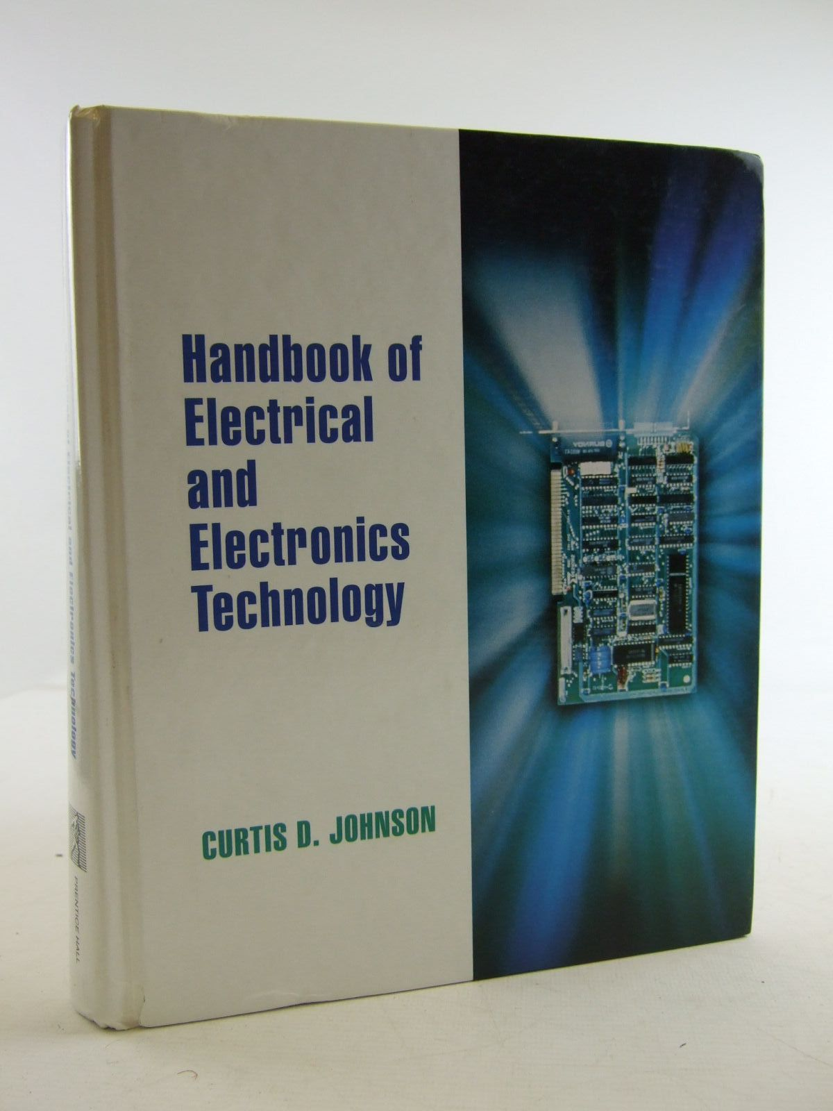 Photo of HANDBOOK OF ELECTRICAL AND ELECTRONICS TECHNOLOGY written by Johnson, Curtis D. published by Prentice-Hall (STOCK CODE: 1206686)  for sale by Stella & Rose's Books
