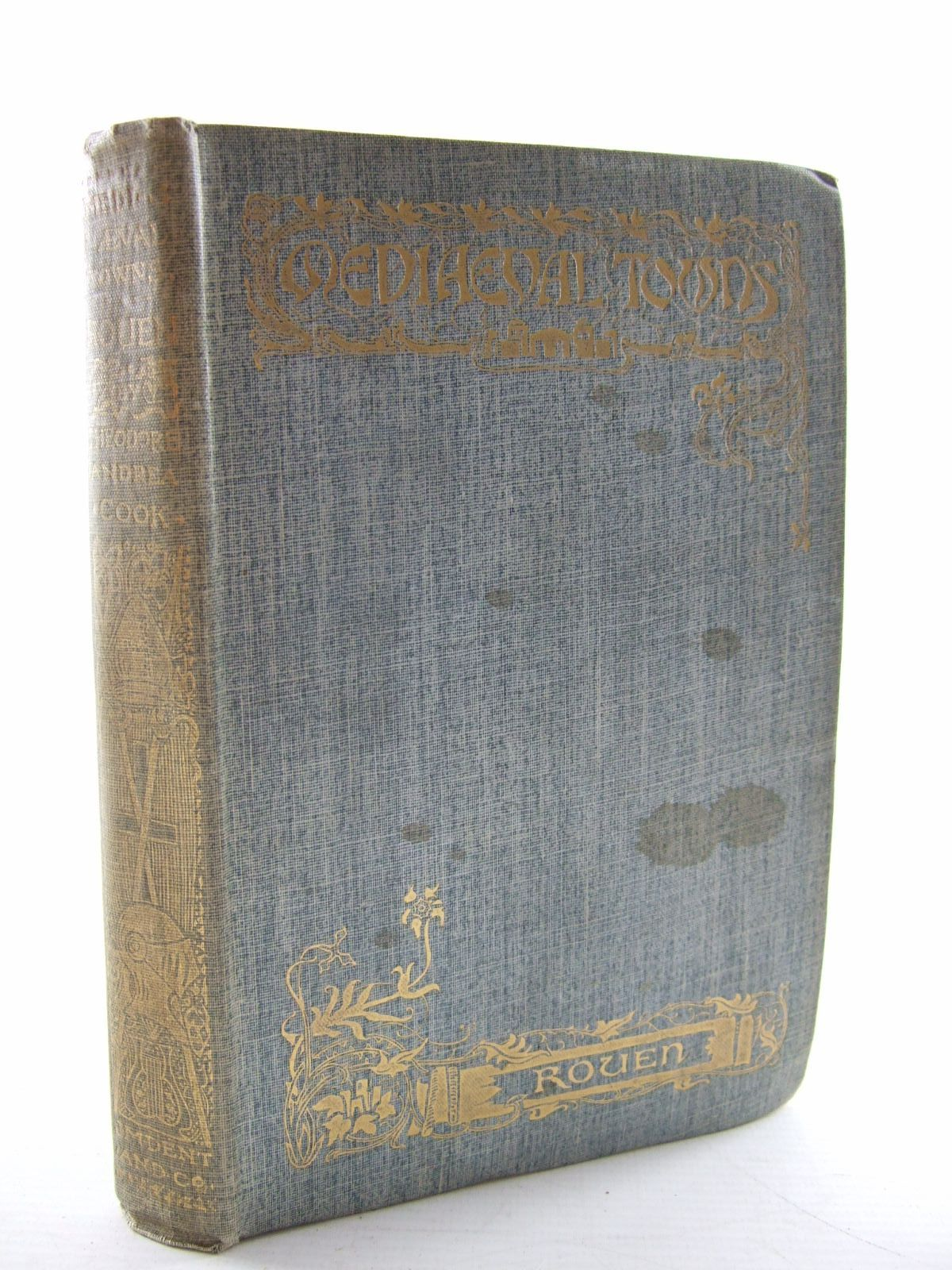 Photo of THE STORY OF ROUEN written by Cook, Theodore Andrea illustrated by James, Helen M.<br />Cook, Jane E. published by J.M. Dent & Sons Ltd. (STOCK CODE: 1206755)  for sale by Stella & Rose's Books