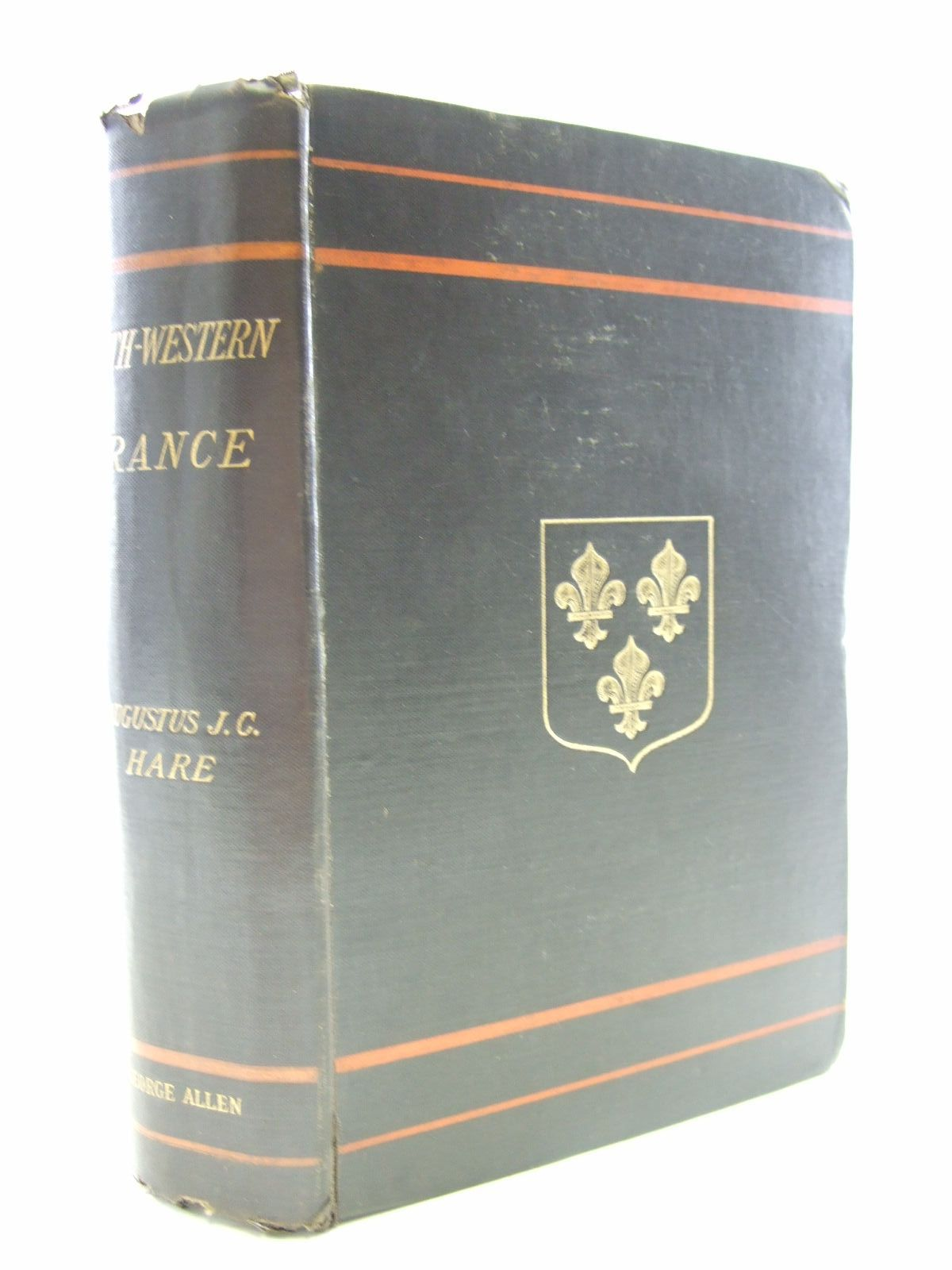 Photo of SOUTH-WESTERN FRANCE written by Hare, Augustus J.C. published by George Allen (STOCK CODE: 1206790)  for sale by Stella & Rose's Books