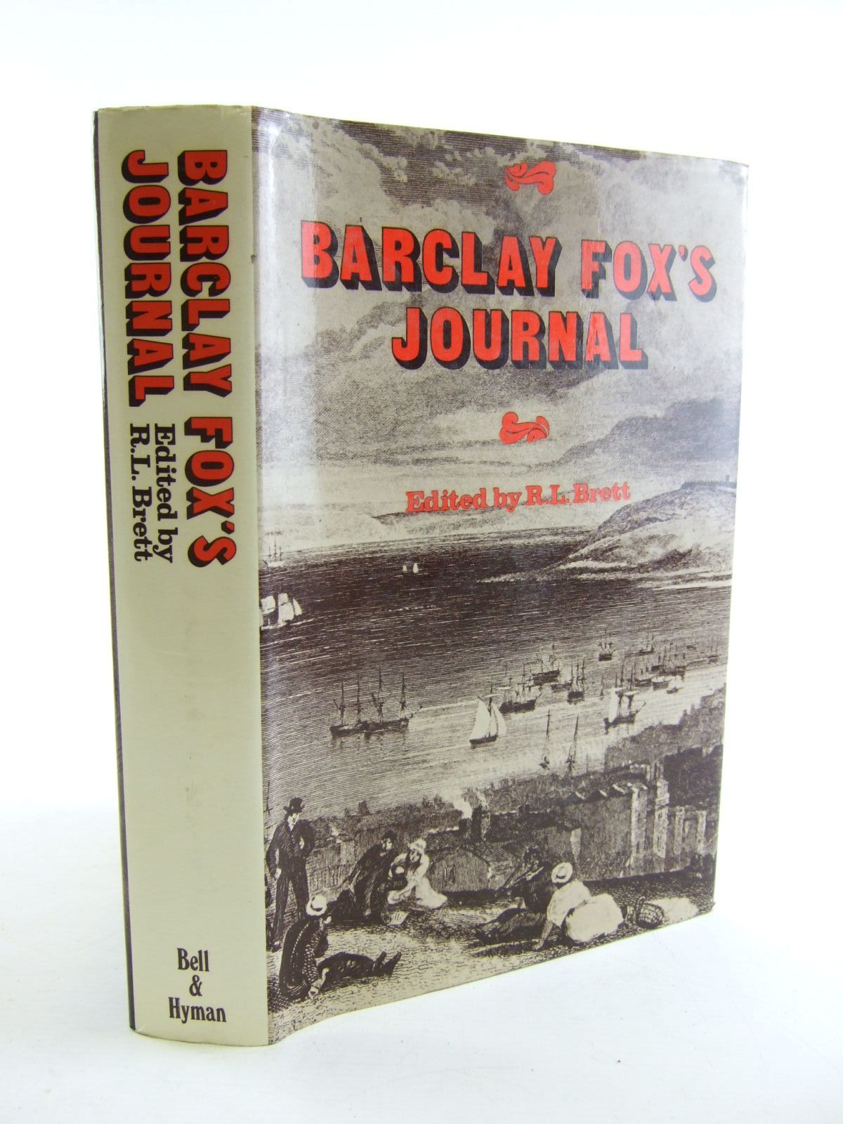 Photo of BARCLAY FOX'S JOURNAL written by Brett, R.L.<br />Fox, Barclay published by Bell & Hyman (STOCK CODE: 1207048)  for sale by Stella & Rose's Books