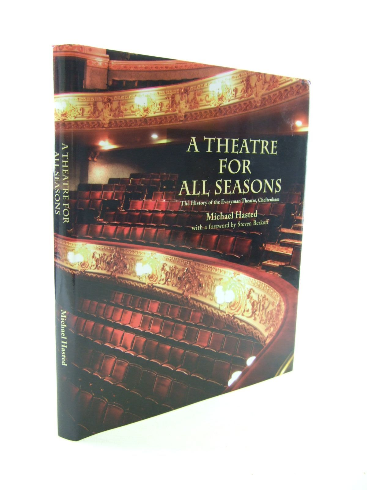 Photo of A THEATRE FOR ALL SEASONS written by Hasted, Michael published by Northern Arts Publications (STOCK CODE: 1207240)  for sale by Stella & Rose's Books