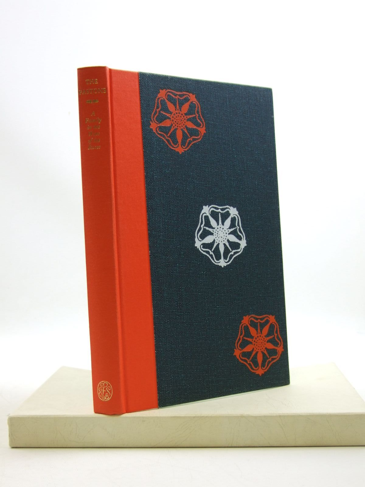 Photo of THE PASTONS written by Barber, Richard published by Folio Society (STOCK CODE: 1207613)  for sale by Stella & Rose's Books