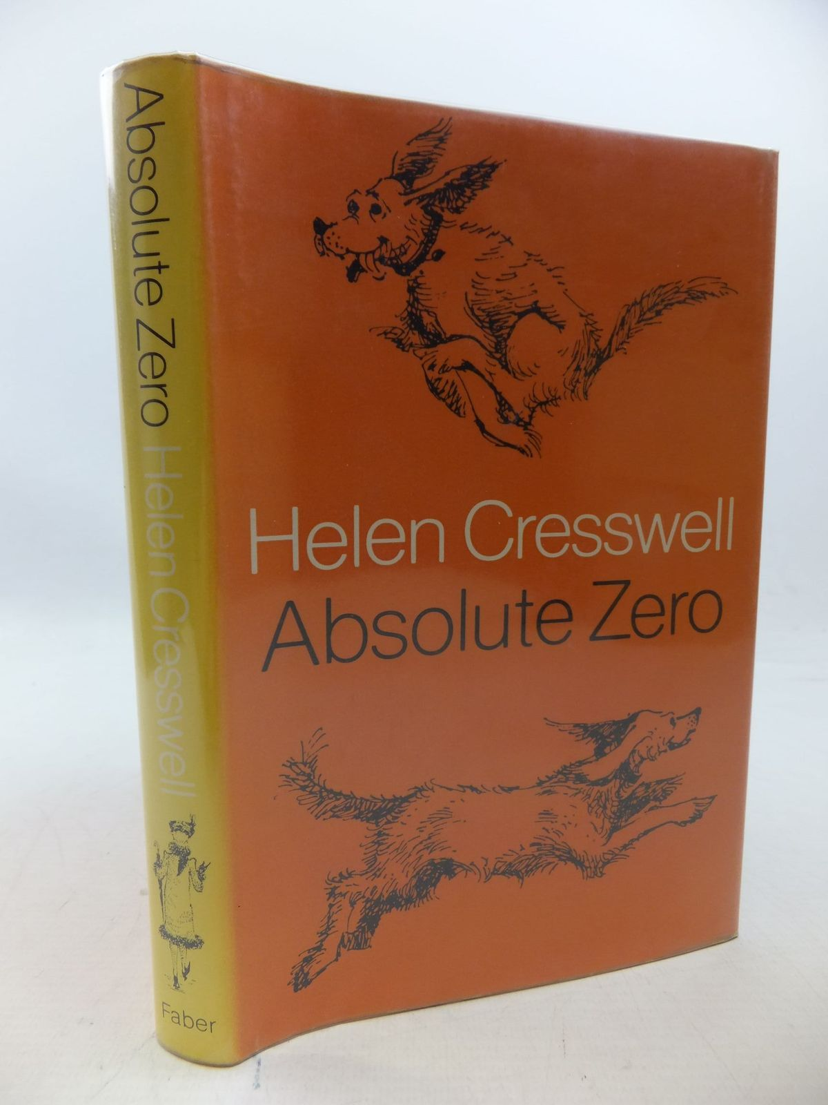 Photo of ABSOLUTE ZERO written by Cresswell, Helen illustrated by Bennett, Jill published by Faber & Faber (STOCK CODE: 1207927)  for sale by Stella & Rose's Books