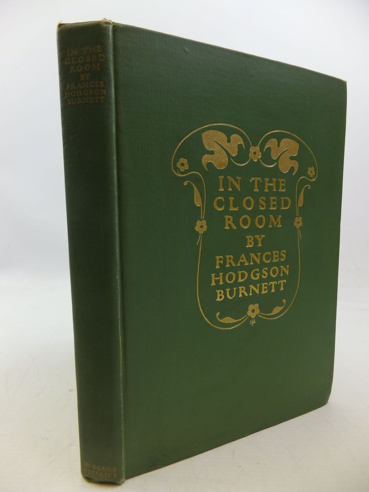 Photo of IN THE CLOSED ROOM written by Burnett, Frances Hodgson illustrated by Smith, Jessie Willcox published by McClure, Phillips & Co. (STOCK CODE: 1207929)  for sale by Stella & Rose's Books