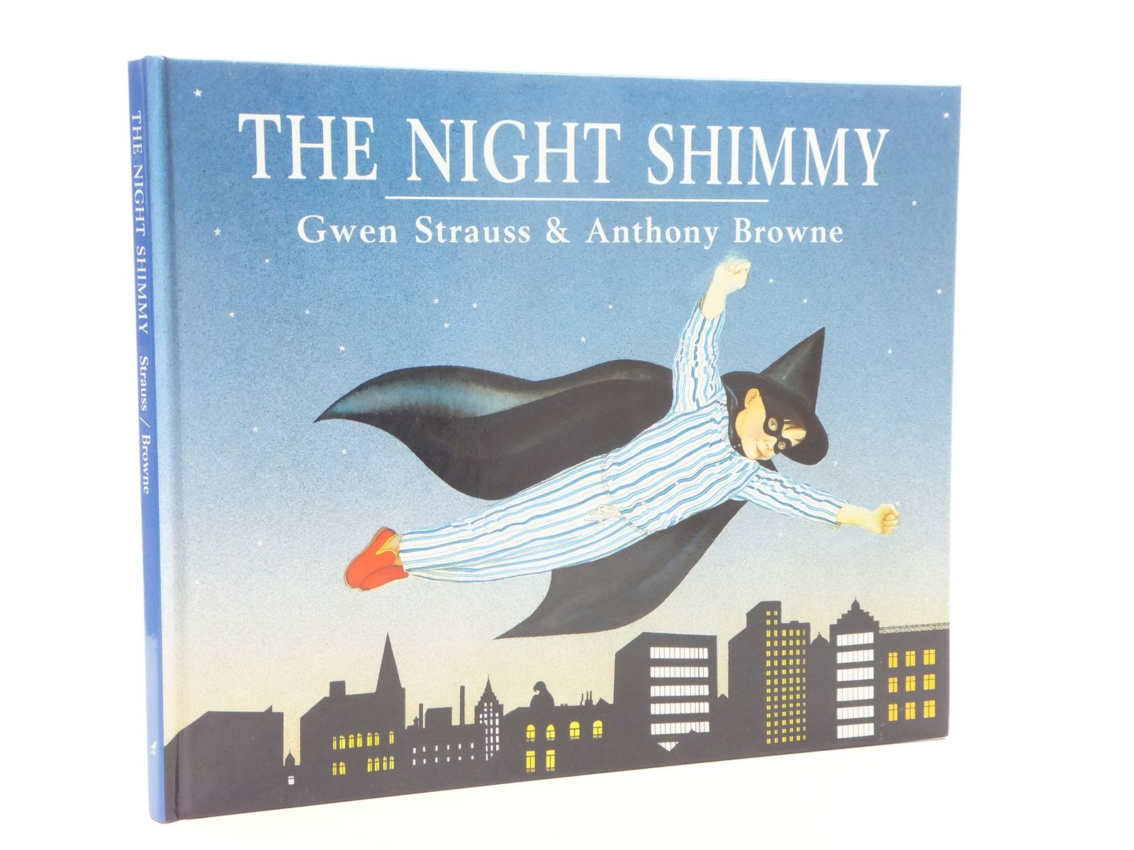 Photo of THE NIGHT SHIMMY written by Strauss, Gwen illustrated by Browne, Anthony published by Julia MacRae Books (STOCK CODE: 1208012)  for sale by Stella & Rose's Books