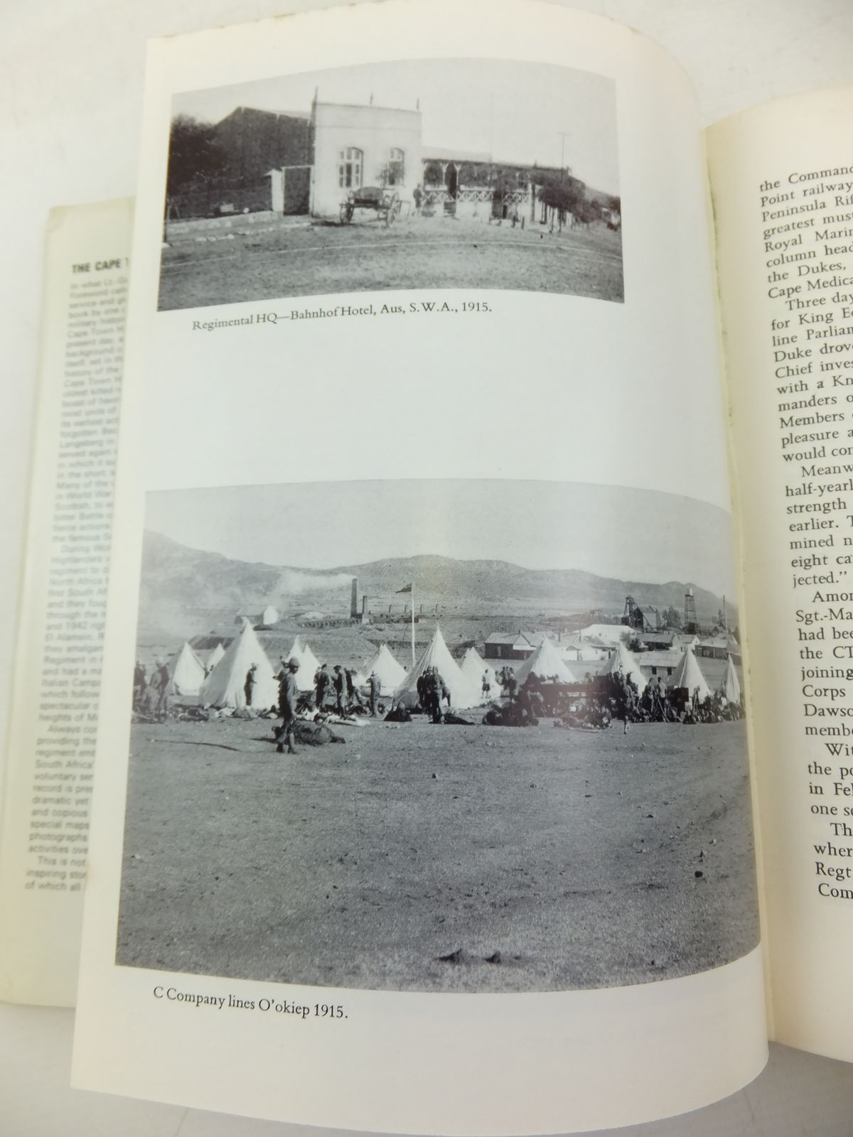 Photo of THE CAPE TOWN HIGHLANDERS 1885-1970 written by Orpen, Neil published by The Cape Town Highlanders (STOCK CODE: 1208100)  for sale by Stella & Rose's Books