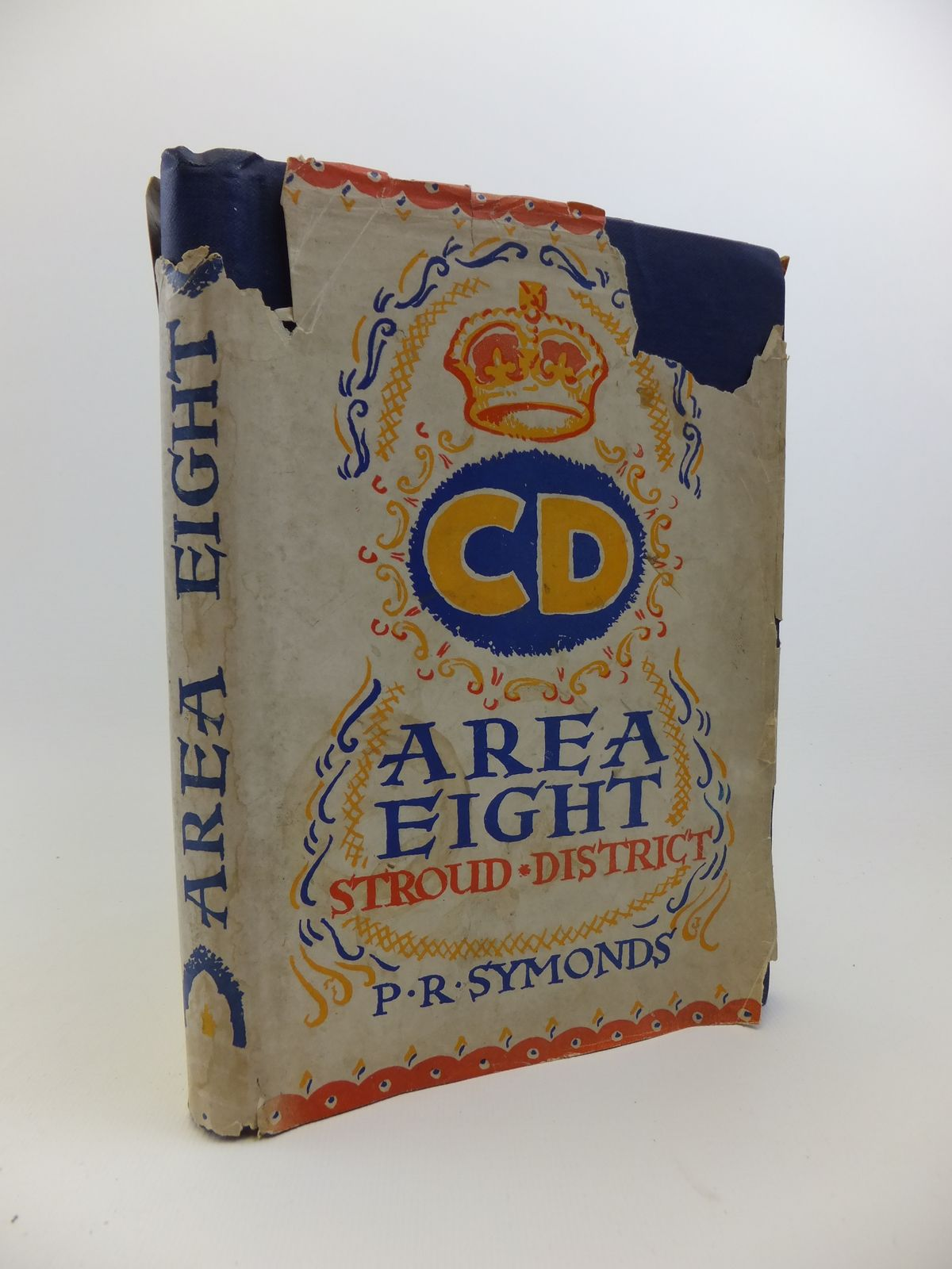 Photo of AREA EIGHT IN THE WAR AGAINST HITLERISM written by Symonds, P.R. published by The Stroud And Nailsworth Defence Committee (STOCK CODE: 1208249)  for sale by Stella & Rose's Books