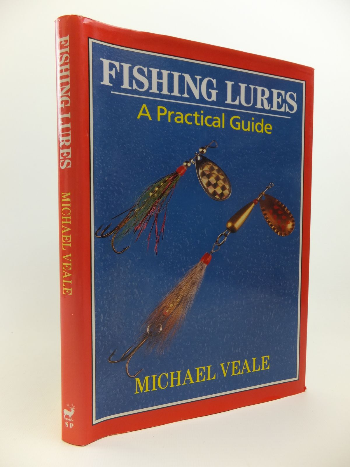 Photo of FISHING LURES A PRACTICAL GUIDE written by Veale, Michael published by The Sportsman's Press (STOCK CODE: 1208265)  for sale by Stella & Rose's Books