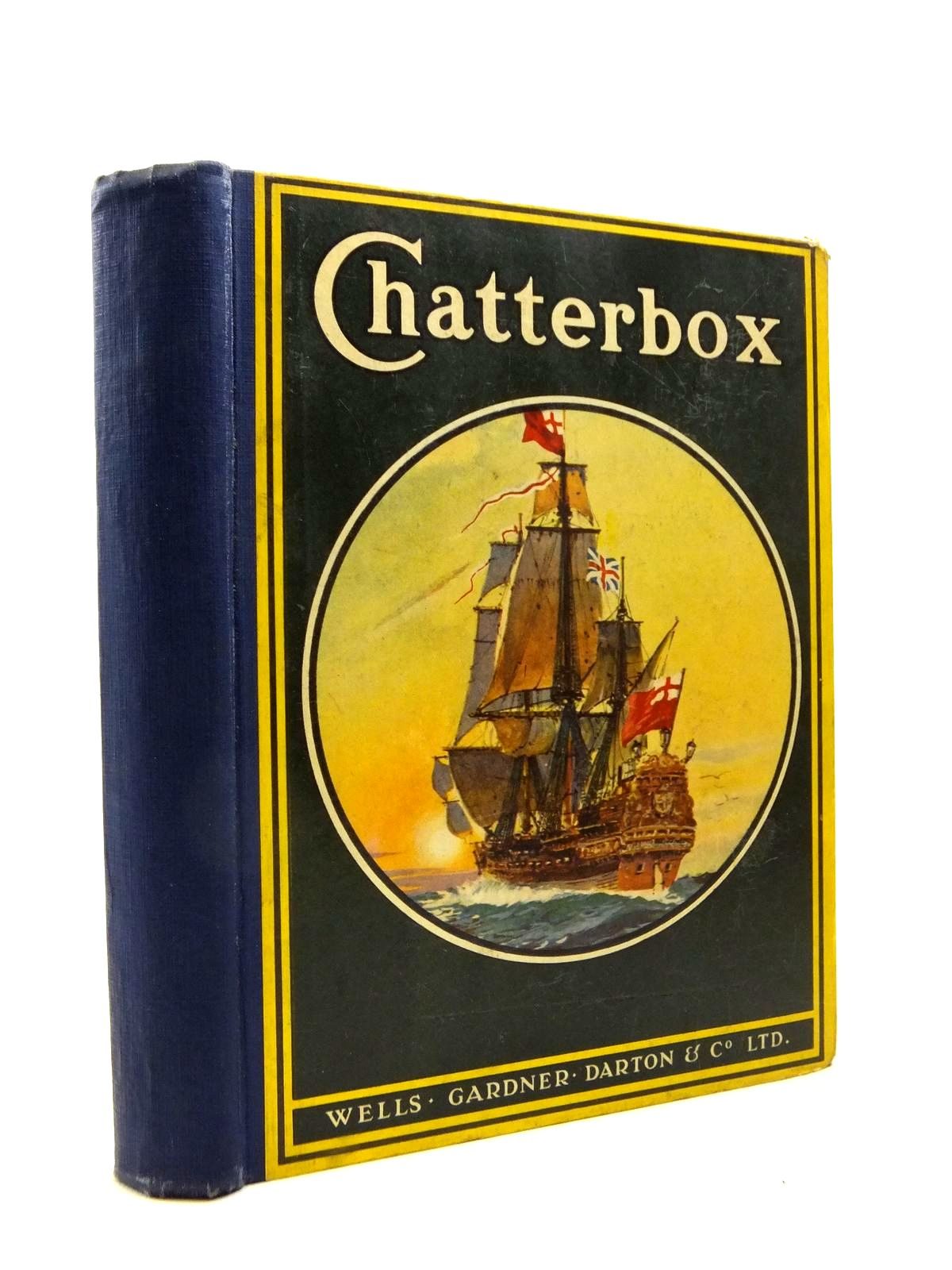 Photo of CHATTERBOX ANNUAL 1927 written by Clarke, J. Erskine<br />et al, published by Wells Gardner, Darton & Co. Ltd. (STOCK CODE: 1208382)  for sale by Stella & Rose's Books