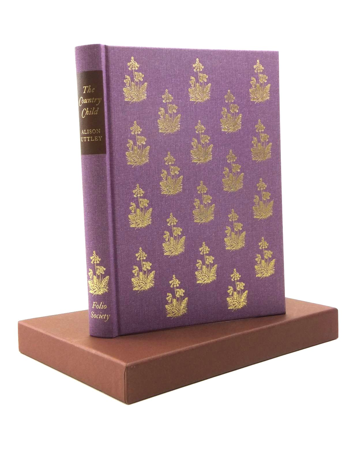 Photo of THE COUNTRY CHILD written by Uttley, Alison illustrated by Tunnicliffe, C.F. published by Folio Society (STOCK CODE: 1208444)  for sale by Stella & Rose's Books