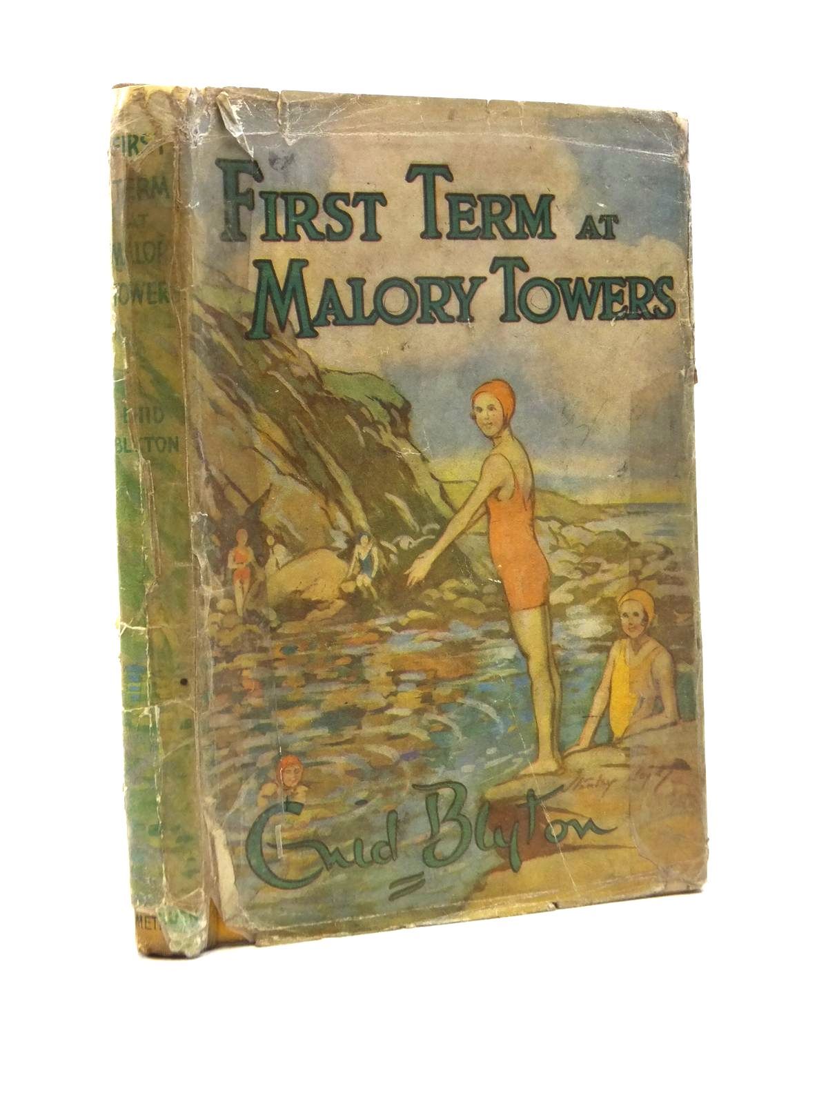 Photo of FIRST TERM AT MALORY TOWERS