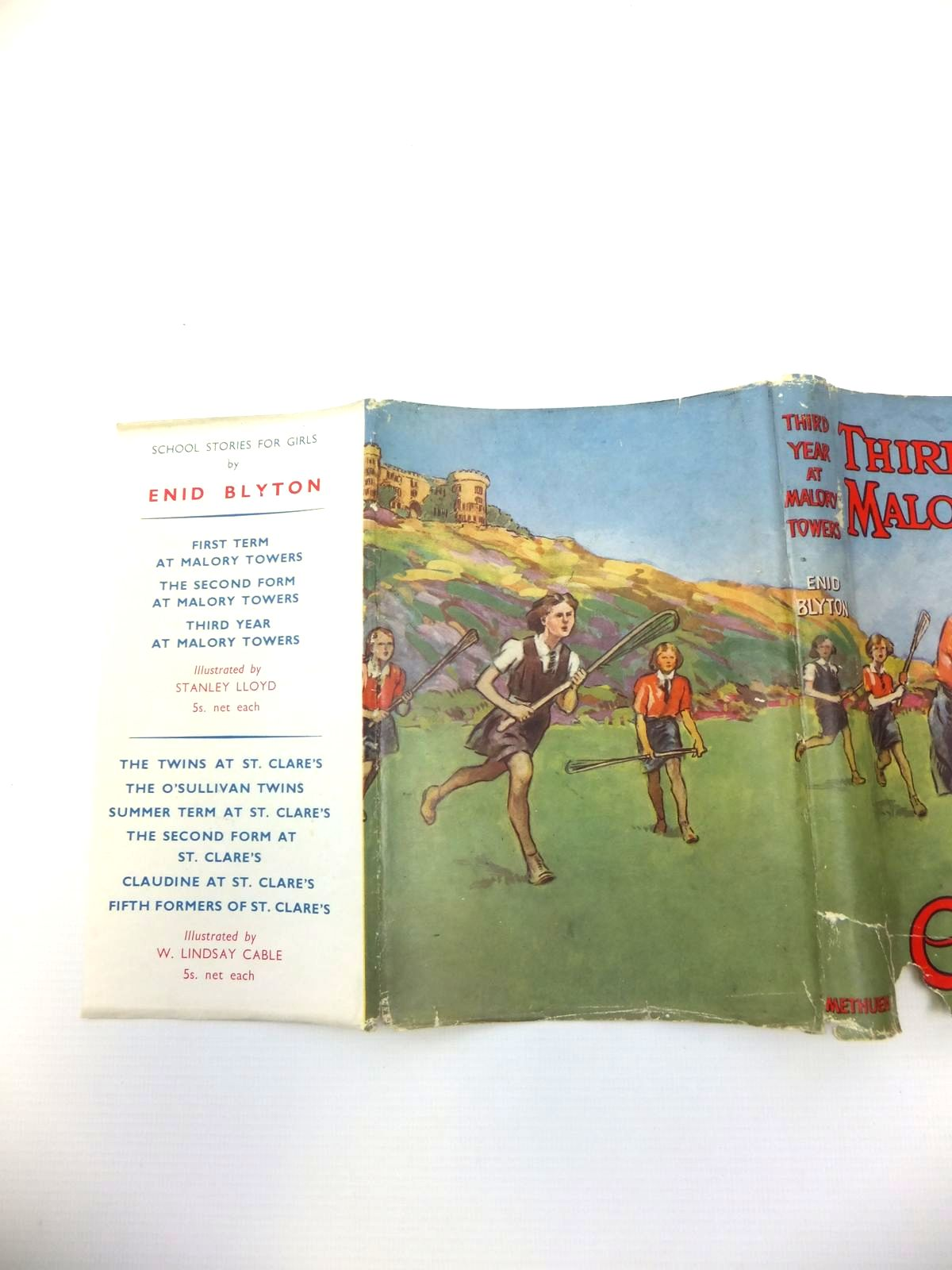 THIRD YEAR AT MALORY TOWERS written by Blyton, Enid, STOCK