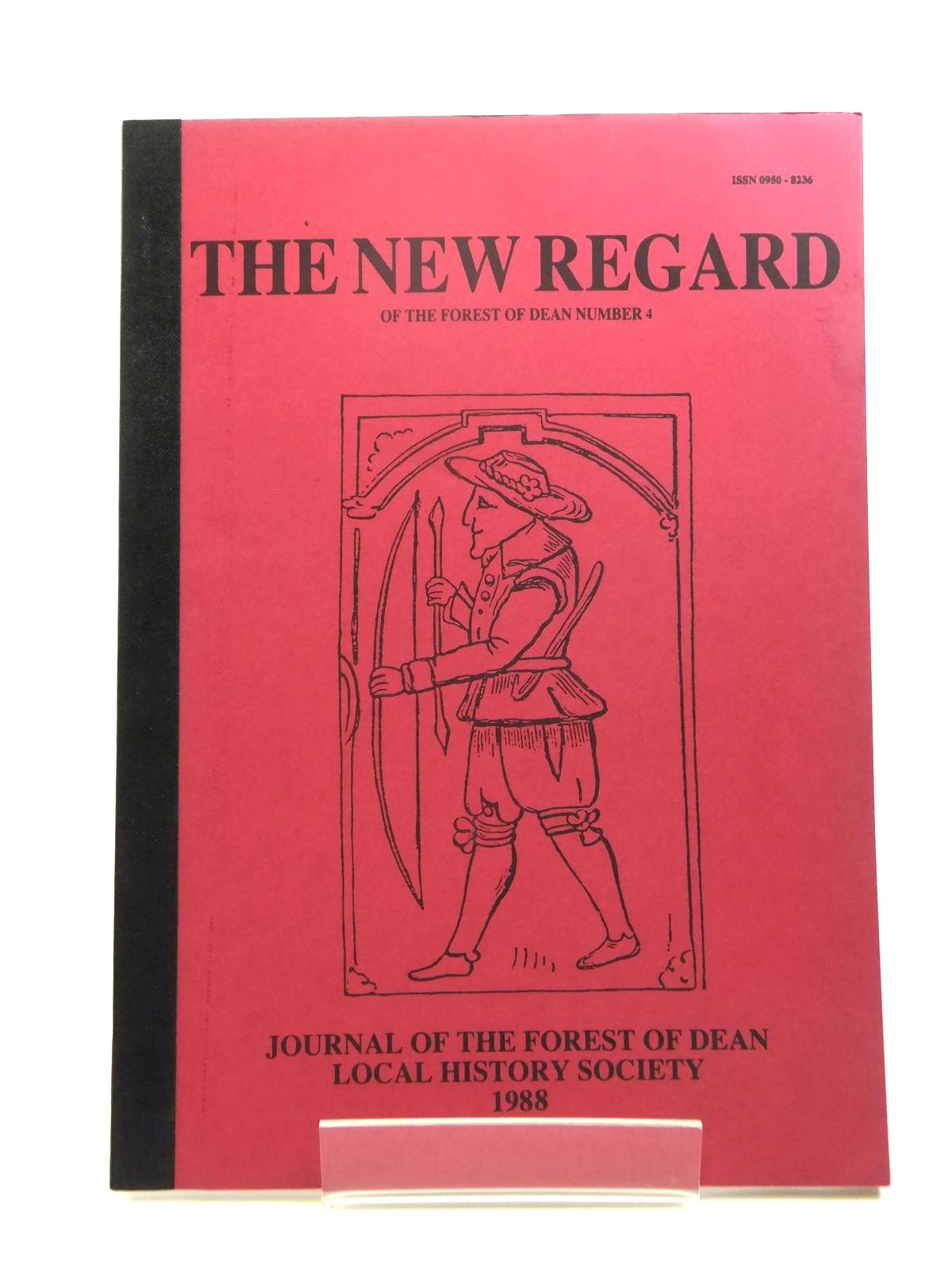 Photo of THE NEW REGARD OF THE FOREST OF DEAN NUMBER 4 published by The Forest Of Dean Local History Society (STOCK CODE: 1208498)  for sale by Stella & Rose's Books