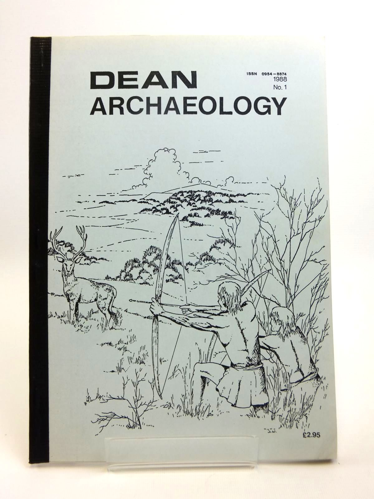 Photo of DEAN ARCHAEOLOGY No. 1 published by Dean Archaeological Group (STOCK CODE: 1208503)  for sale by Stella & Rose's Books