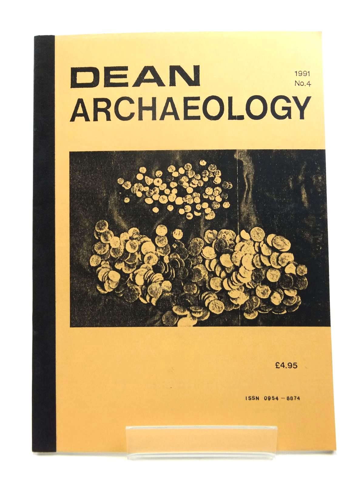 Photo of DEAN ARCHAEOLOGY No. 3 published by Dean Archaeological Group (STOCK CODE: 1208505)  for sale by Stella & Rose's Books