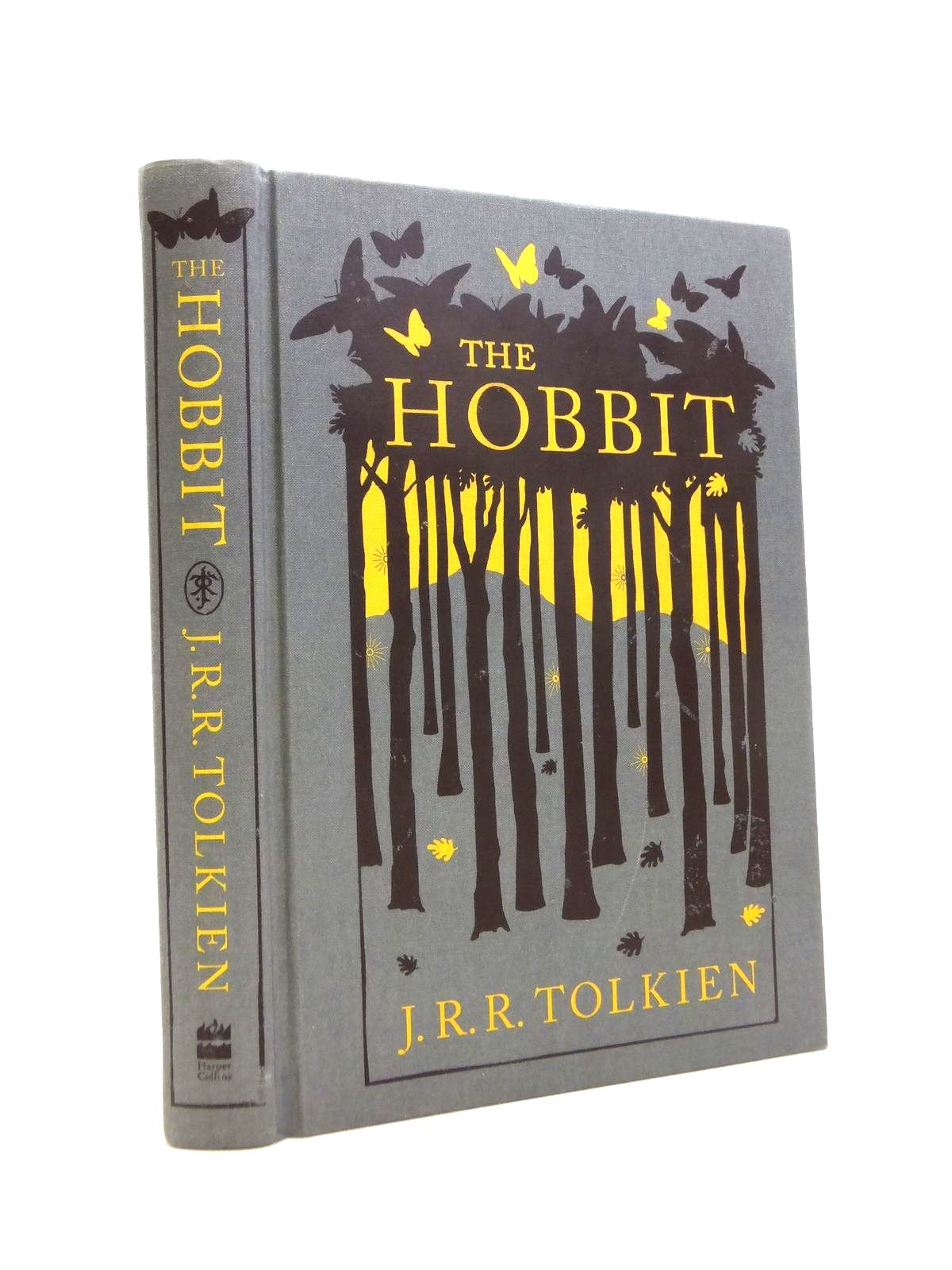 Photo of THE HOBBIT OR THERE AND BACK AGAIN written by Tolkien, J.R.R. illustrated by Tolkien, J.R.R. published by Harper Collins Publishers Ltd (STOCK CODE: 1208550)  for sale by Stella & Rose's Books