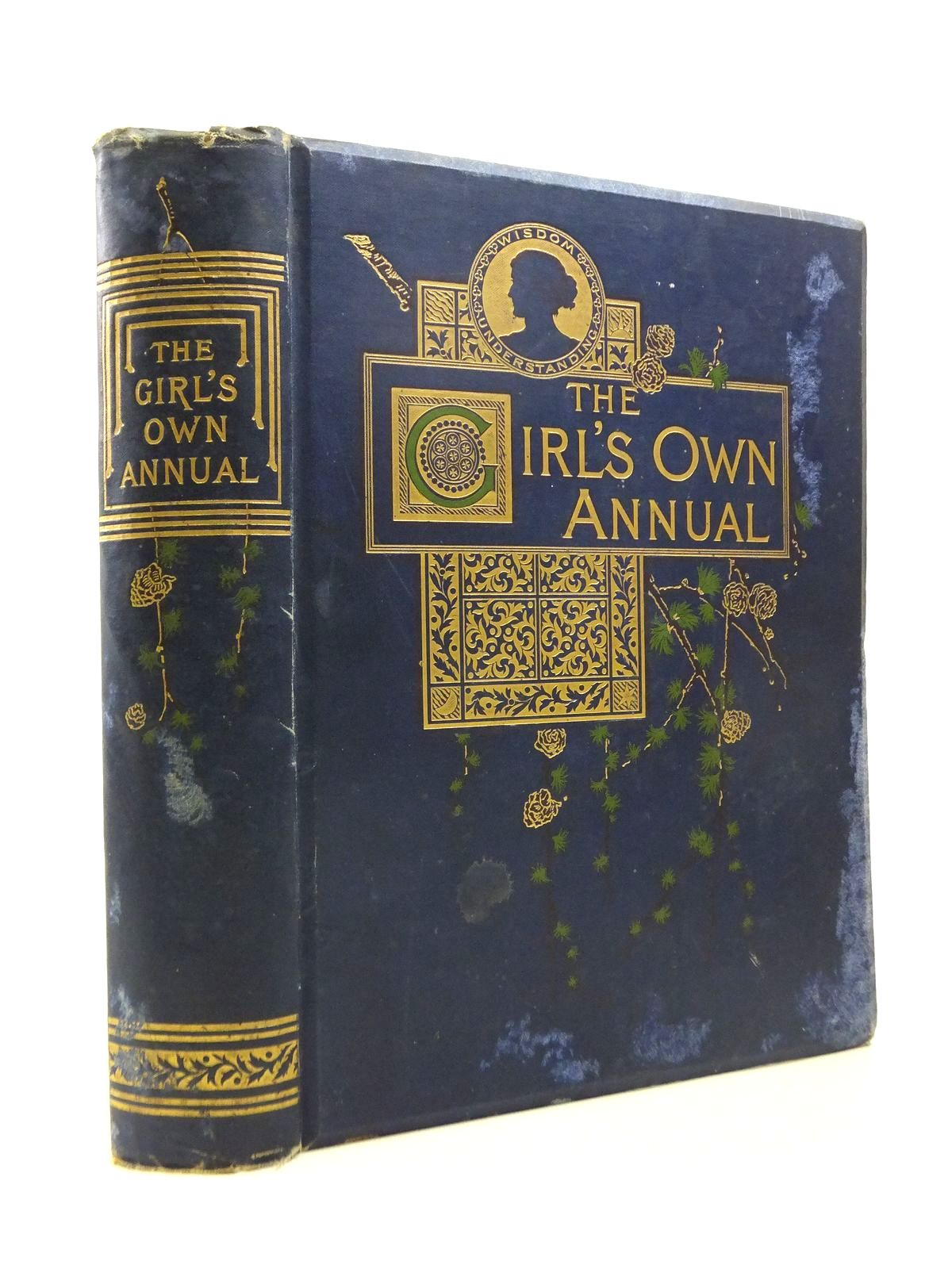 Photo of THE GIRL'S OWN ANNUAL VOL XIII illustrated by Greenaway, Kate<br />Browne, Gordon<br />Elwes, A.T.<br />et al., published by Girl's Own Paper (STOCK CODE: 1208560)  for sale by Stella & Rose's Books