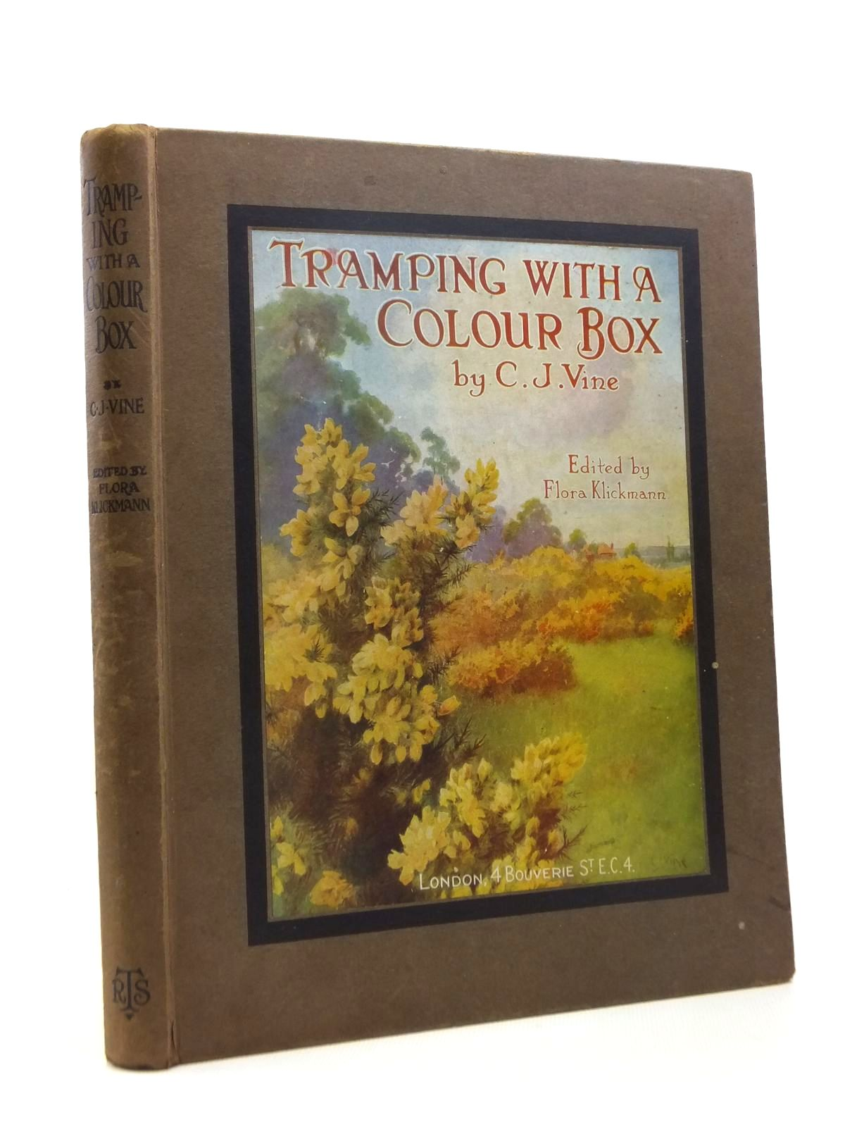 Photo of TRAMPING WITH A COLOUR BOX