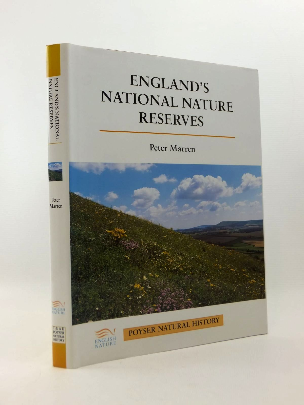 Photo of ENGLAND'S NATIONAL NATURE RESERVES written by Marren, Peter illustrated by Lindsay, Ruth published by T. & A.D. Poyser (STOCK CODE: 1208626)  for sale by Stella & Rose's Books