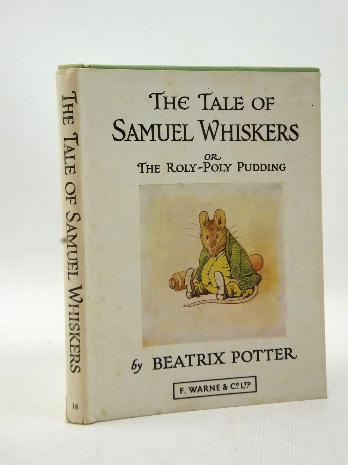 Photo of THE TALE OF SAMUEL WHISKERS written by Potter, Beatrix illustrated by Potter, Beatrix published by Frederick Warne & Co Ltd. (STOCK CODE: 1208655)  for sale by Stella & Rose's Books
