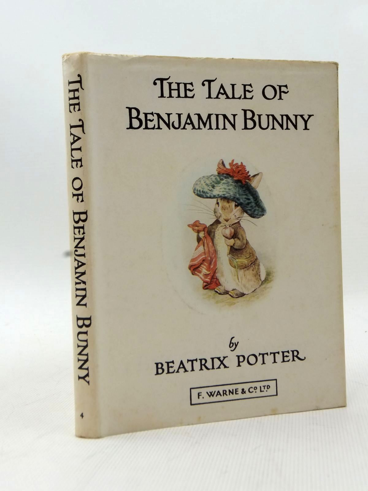 Photo of THE TALE OF BENJAMIN BUNNY written by Potter, Beatrix illustrated by Potter, Beatrix published by Frederick Warne & Co Ltd. (STOCK CODE: 1208661)  for sale by Stella & Rose's Books