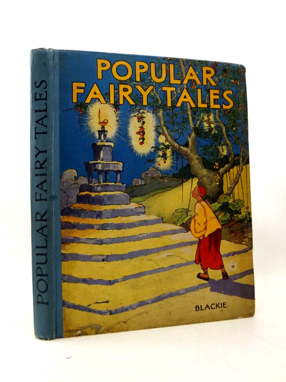 Photo of BLACKIE'S POPULAR FAIRY TALES illustrated by Hassall, John published by Blackie & Son Ltd. (STOCK CODE: 1208666)  for sale by Stella & Rose's Books