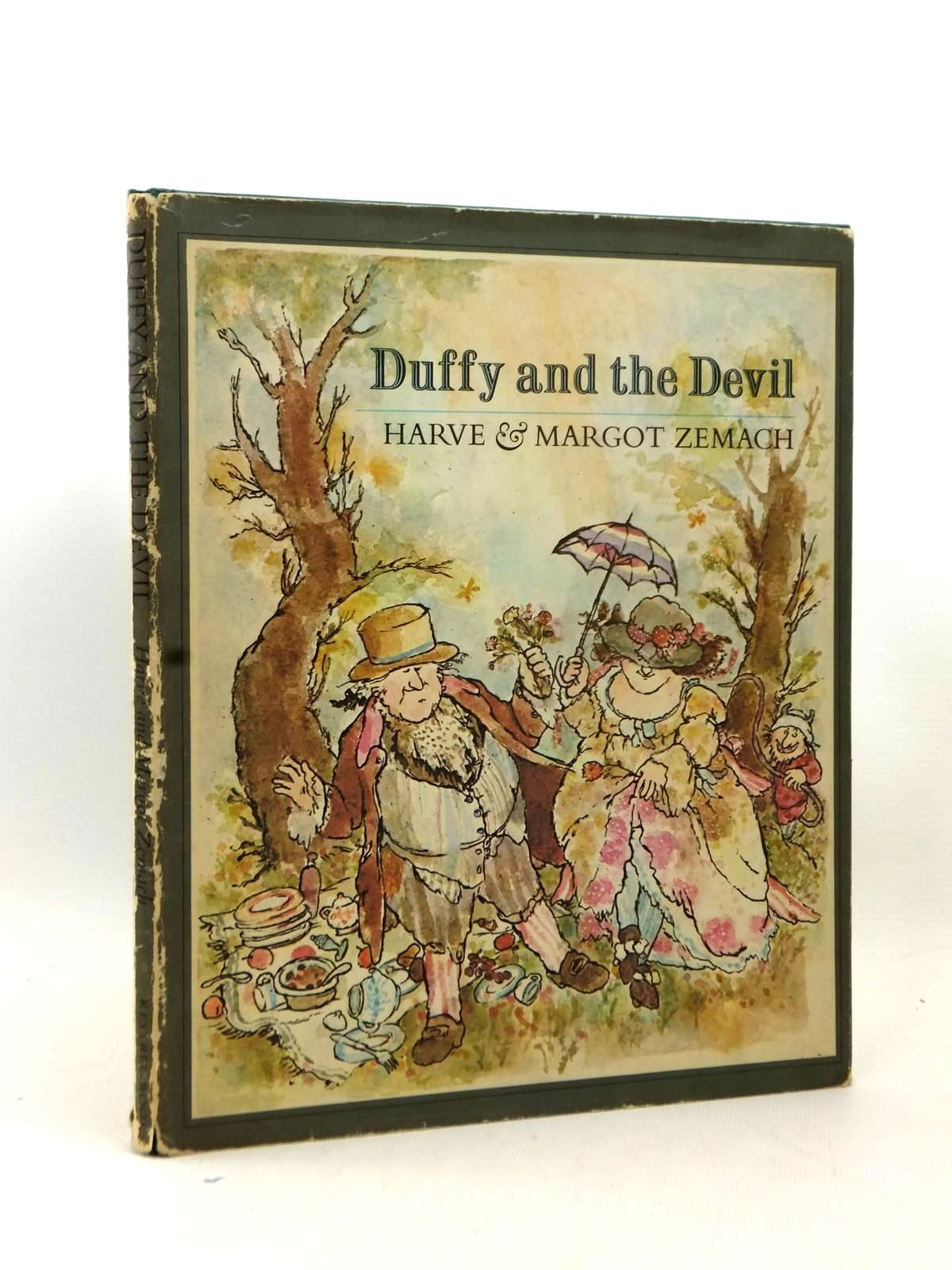 Photo of DUFFY AND THE DEVIL written by Zemach, Harve illustrated by Zemach, Margot published by Kestrel Books (STOCK CODE: 1208668)  for sale by Stella & Rose's Books