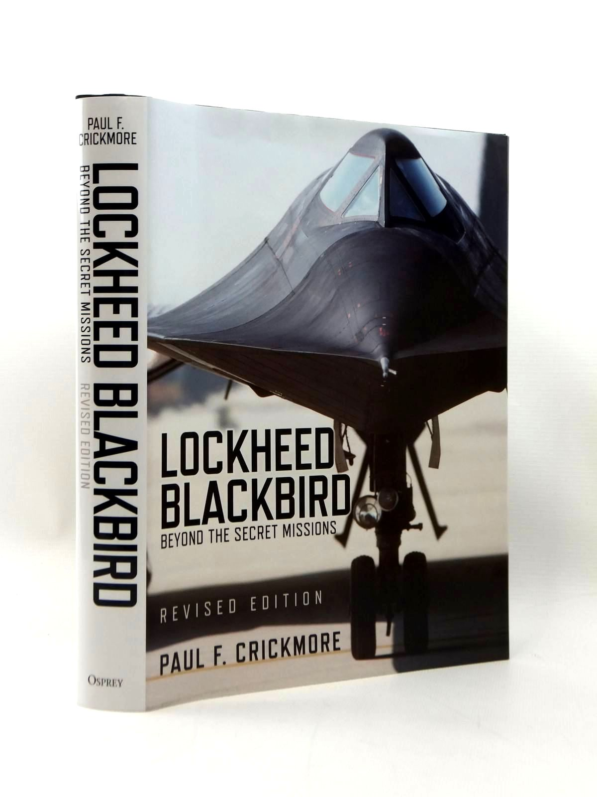 Photo of LOCKHEED BLACKBIRD BEYOND THE SECRET MISSIONS written by Crickmore, Paul F. published by Osprey Publishing (STOCK CODE: 1208727)  for sale by Stella & Rose's Books