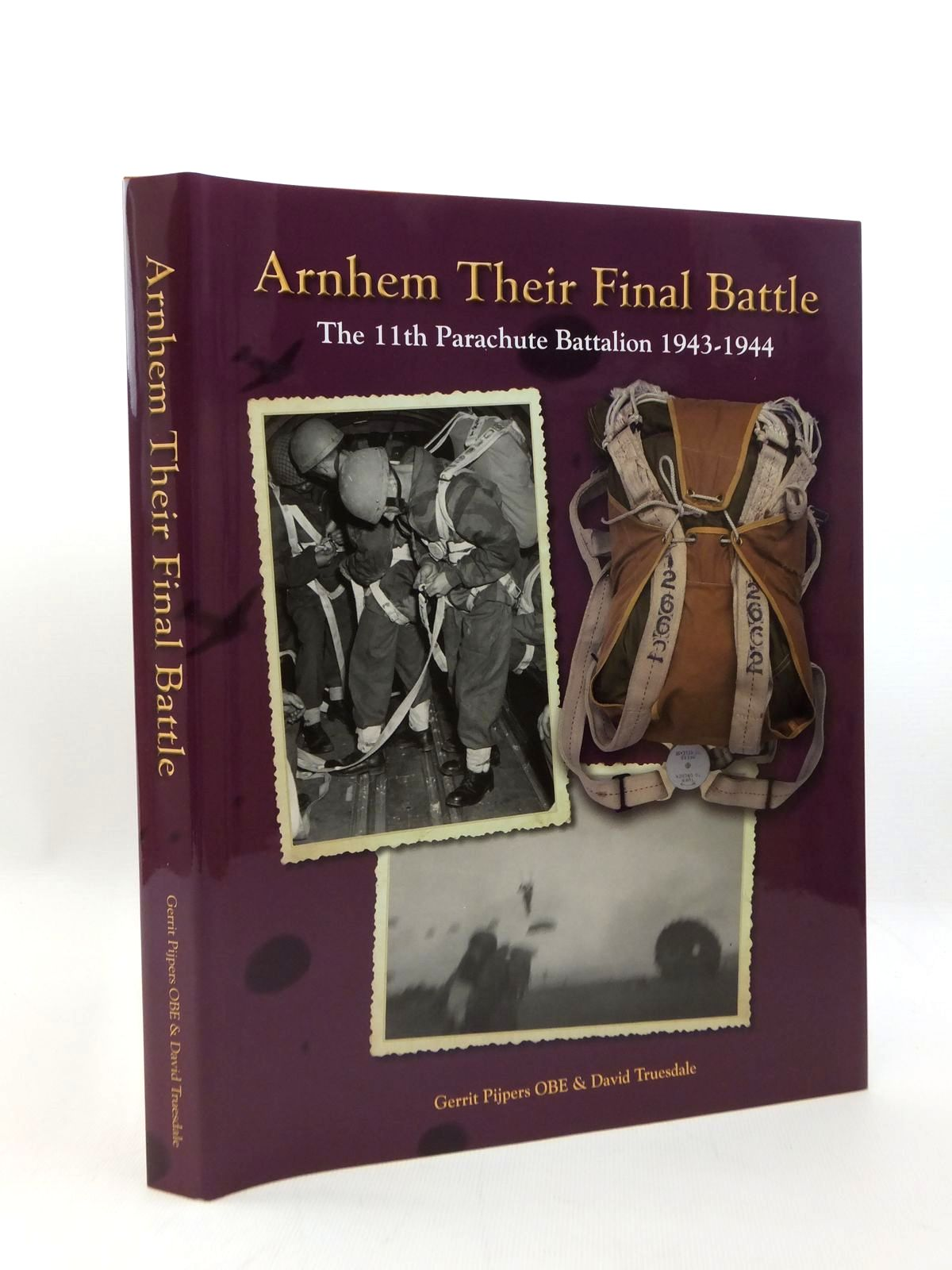 Photo of ARNHEM THEIR FINAL BATTLE written by Pijpers, Gerrit<br />Truesdale, David published by R.N. Sigmond Publishing (STOCK CODE: 1208744)  for sale by Stella & Rose's Books