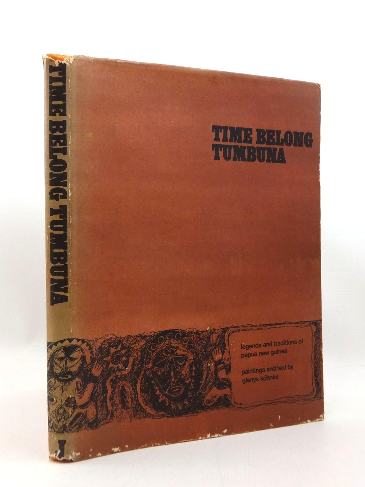 Photo of TIME BELONG TUMBUNA written by Kohnke, Glenys illustrated by Kohnke, Glenys published by The Jacaranda Press (STOCK CODE: 1208747)  for sale by Stella & Rose's Books